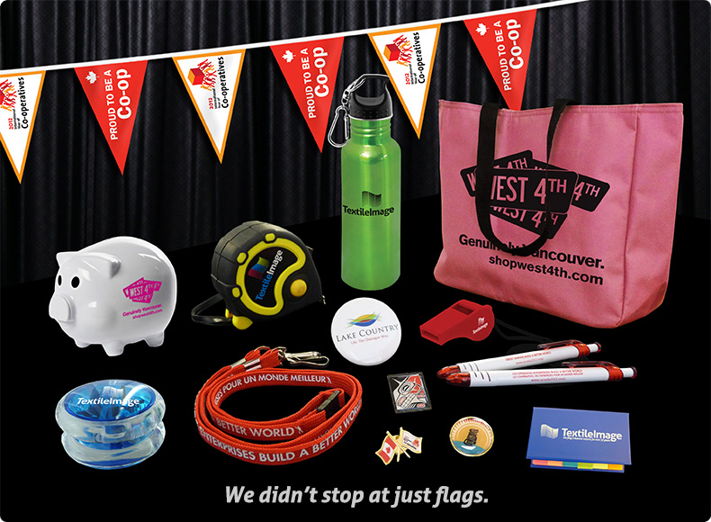 Promotional Products, The Flag Shop Victoria